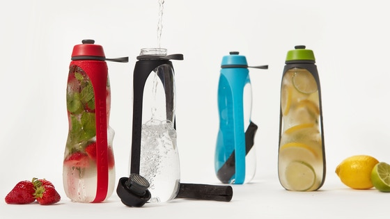 Eau Good Duo - the ultimate water filter & infuser bottle