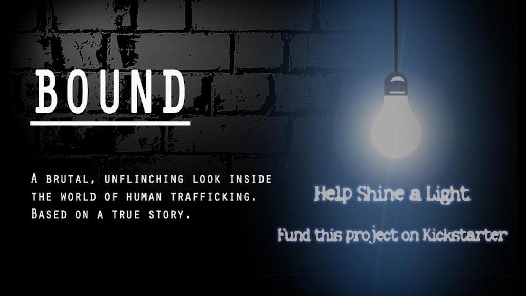 Human trafficking awareness film project video thumbnail