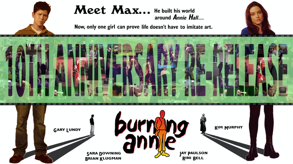 BURNING ANNIE 10th Anniversary ReRelease+NYC screening party project video thumbnail