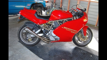 Retro fit performance fuel injection system for Ducati's