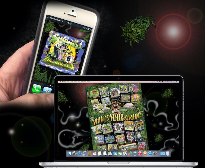 Cannabis Strain Brand Design by Todd Pearl — Kickstarter