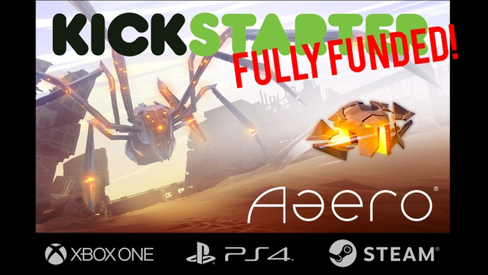 Aaero is a rhythm-rail-shooter. The console versions are finished, now we need some help to get it on Steam too!