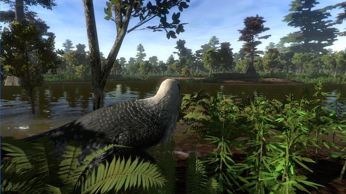 Project Updates for SAURIAN - An open world dinosaur survival