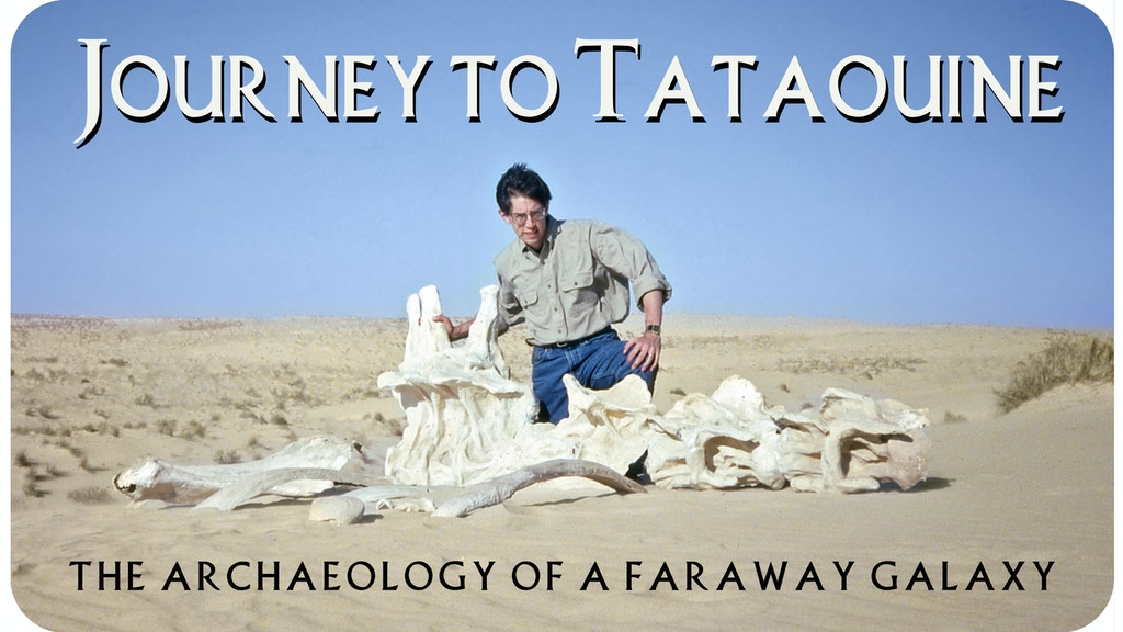 Journey to Tataouine project video thumbnail