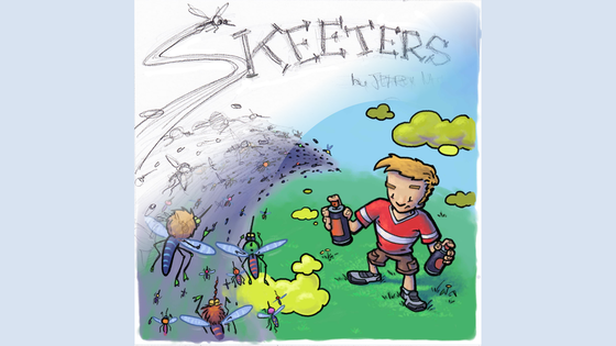 Skeeters - a Children's Book Supporting Adoption