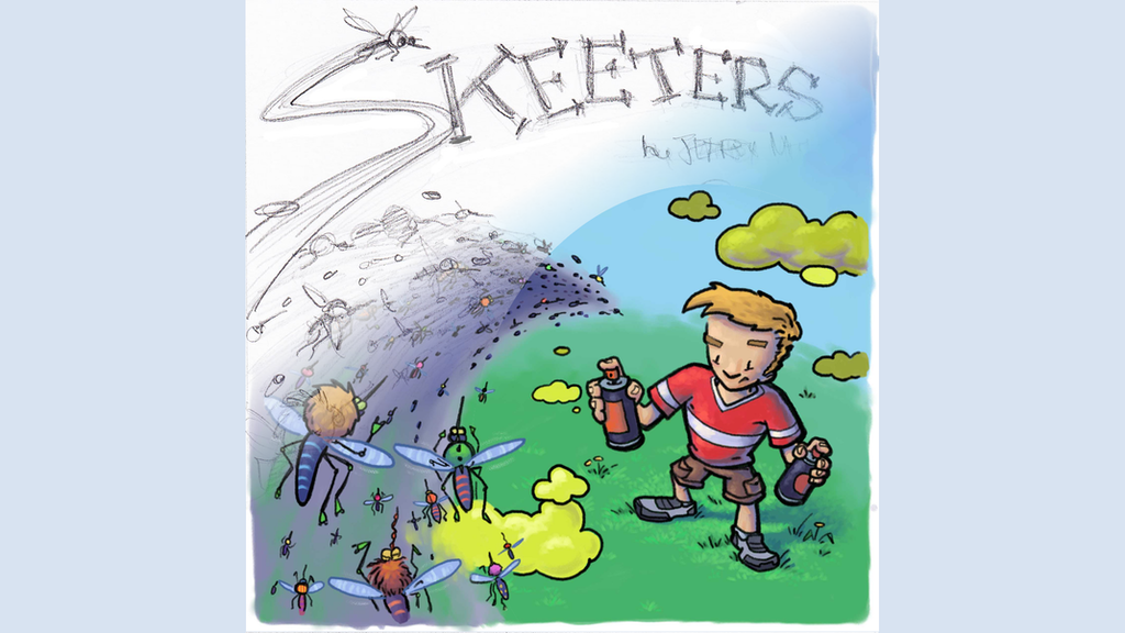 Skeeters - a Children's Book Supporting Adoption project video thumbnail
