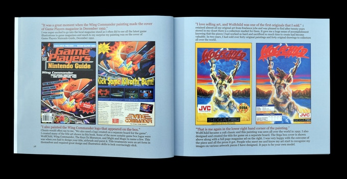 Wing Commander on Game Players cover