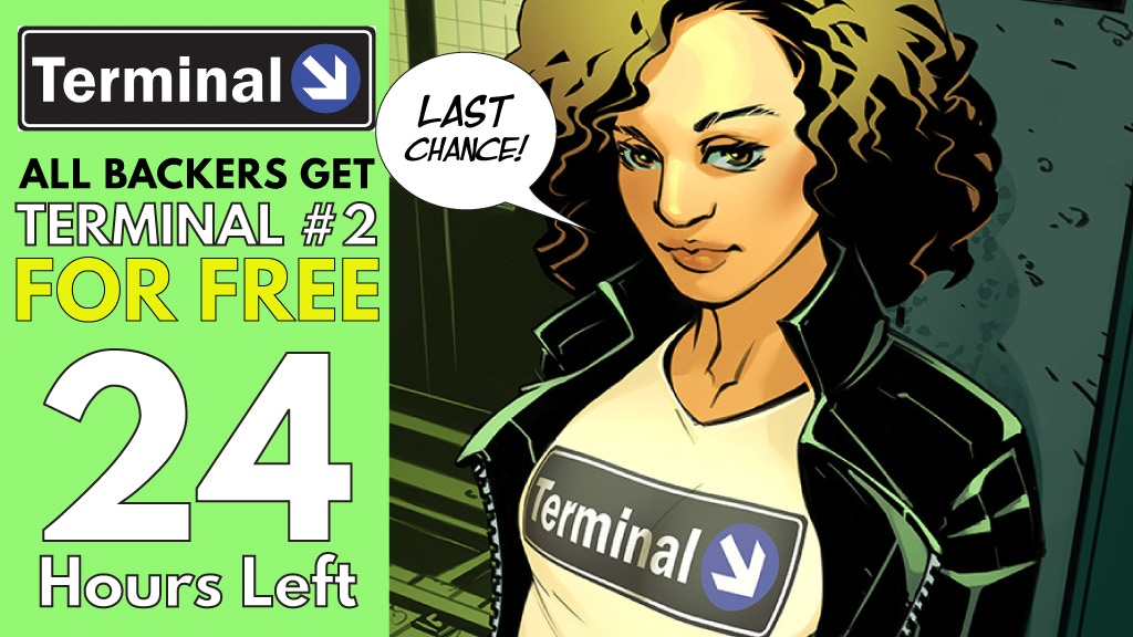 Imminent Presents: TERMINAL #1 project video thumbnail