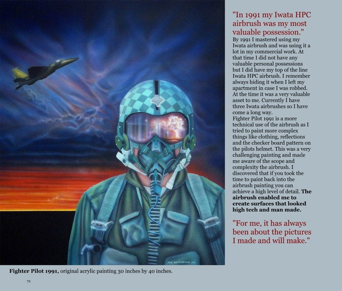 Fighter Pilot page
