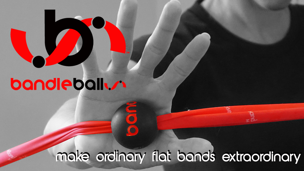 Bandleball Exercise Handles - Reinventing Flat Band Training project video thumbnail
