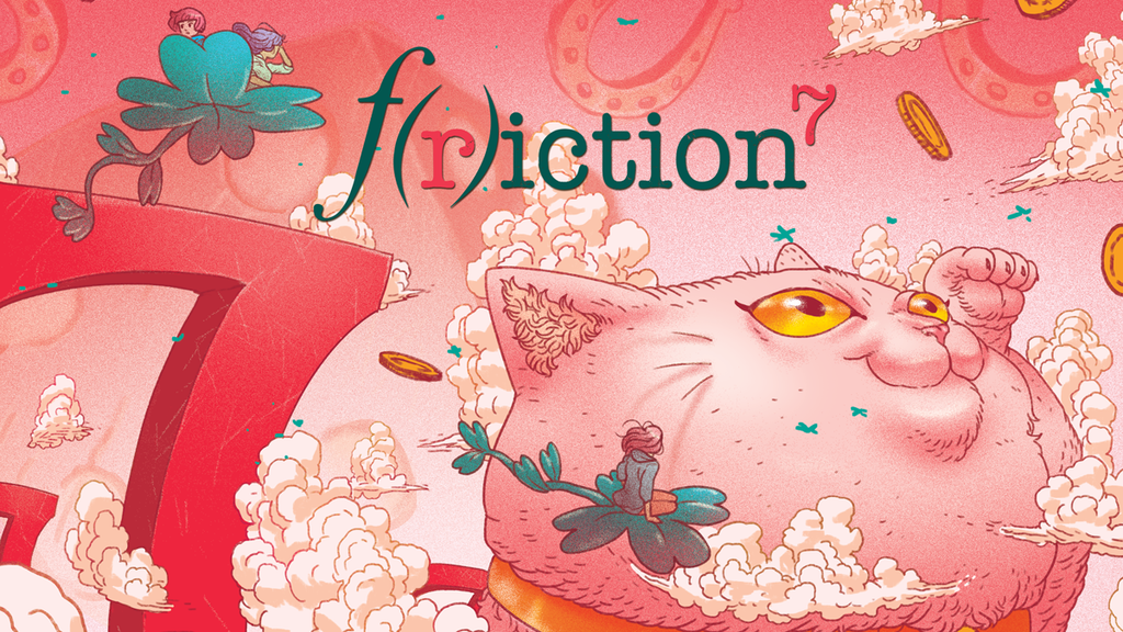 F(r)iction #7 - A Fine Art & Literature Collection project video thumbnail