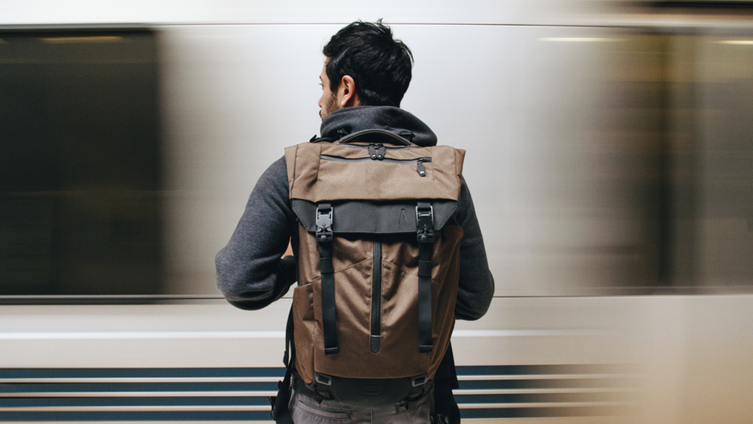 161c1f53a8d9 The Ultimate Modular Backpack keeps you organized for daily carry and  weekend travels.