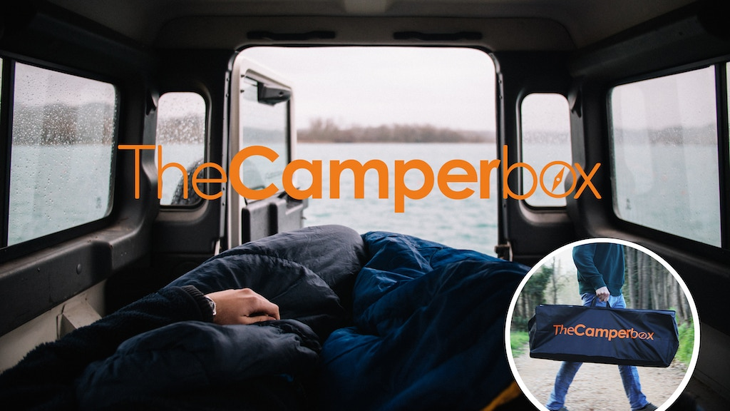 The Camperbox - Travel & sleep in your car project video thumbnail