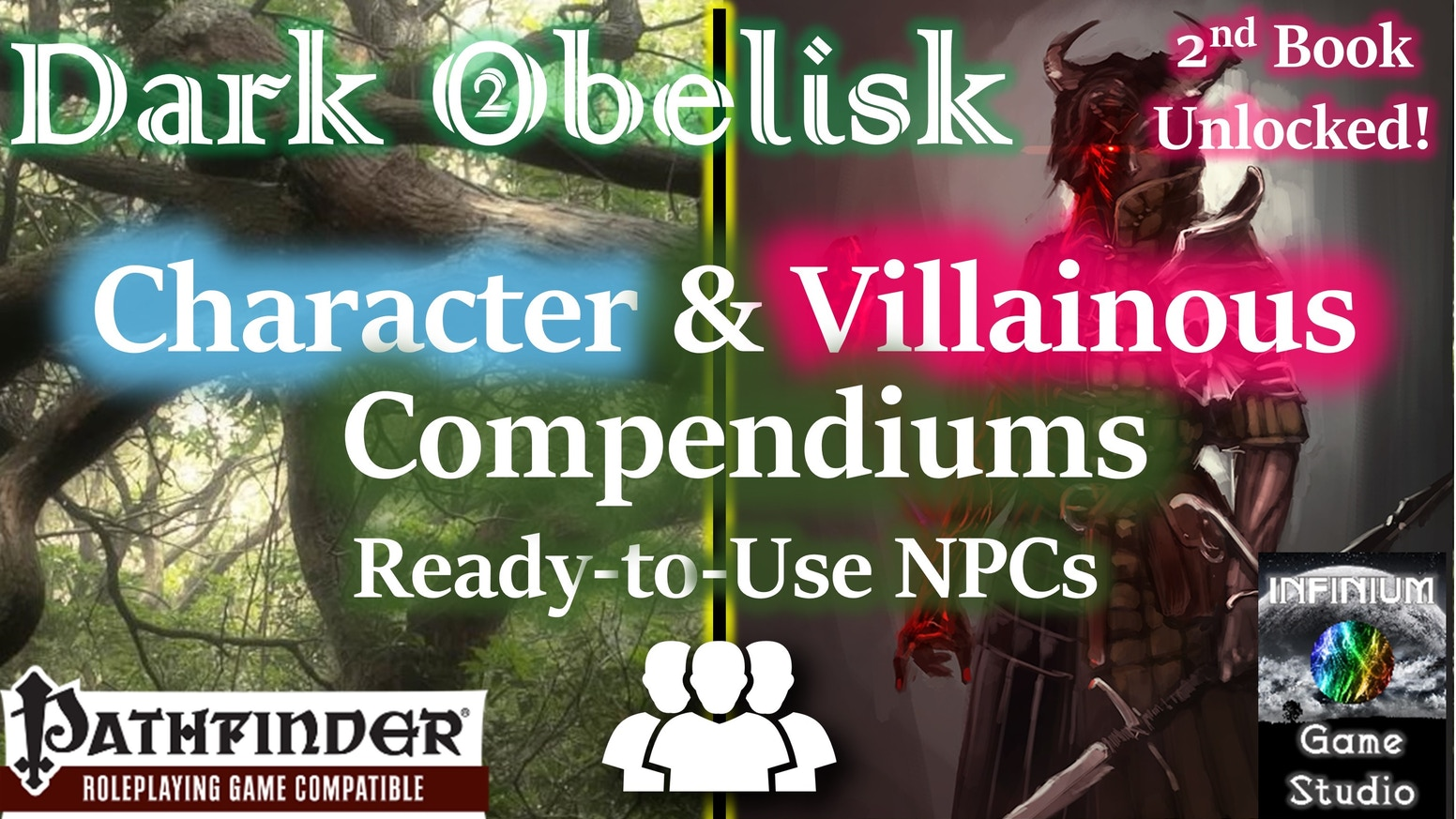 Dark Obelisk 2: Character Compendium for Pathfinder RPG by ...