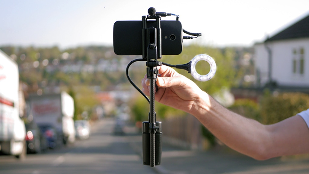 Mobile Rig - Capture more with your smartphone and GoPro project video thumbnail