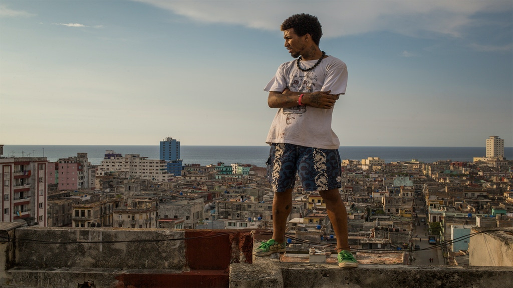 HAVANA, FROM ON HIGH project video thumbnail
