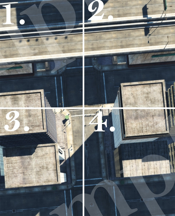 unbroken city 4 maps