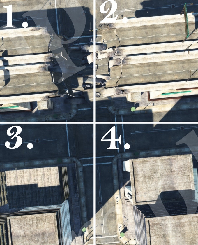 Broken mega city 4 maps