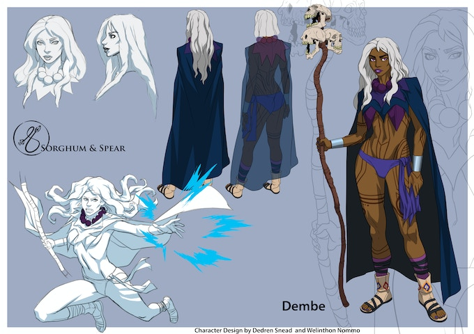 Dembe - Character Sheet