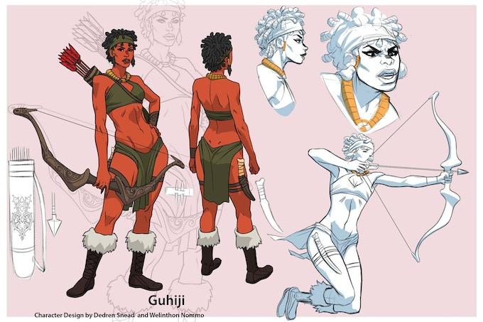 Guhiji - Character Sheet