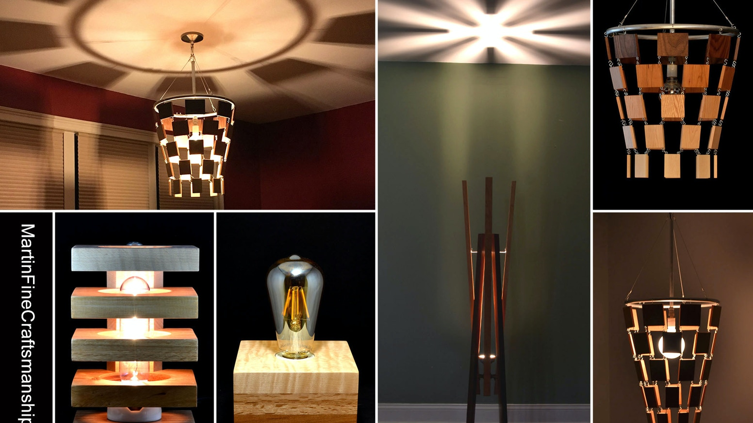 Martin fine craftsmanship by martin fine craftsmanship kickstarter meticulously designed and crafted lighting fixtures arubaitofo Images