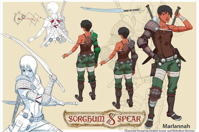 Marlannah - Character Sheet