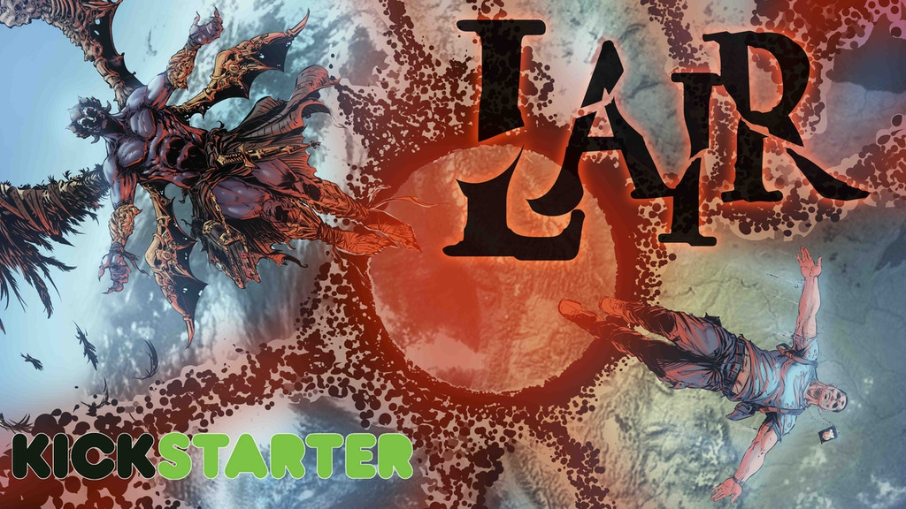 LAIR - A Para-Dimensional Demon Horror (60 pp. One-Shot) project video thumbnail