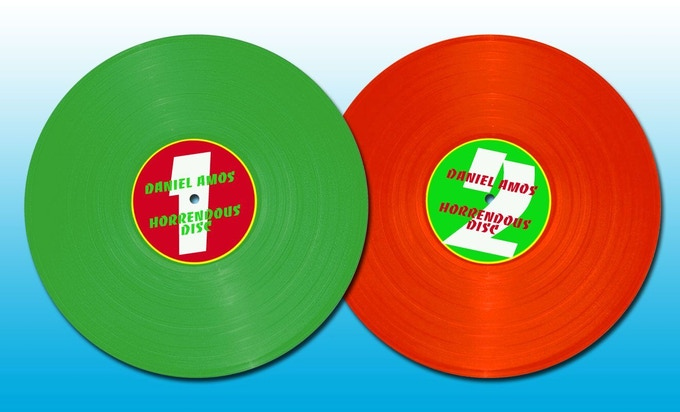 Remastered Colored Vinyl!