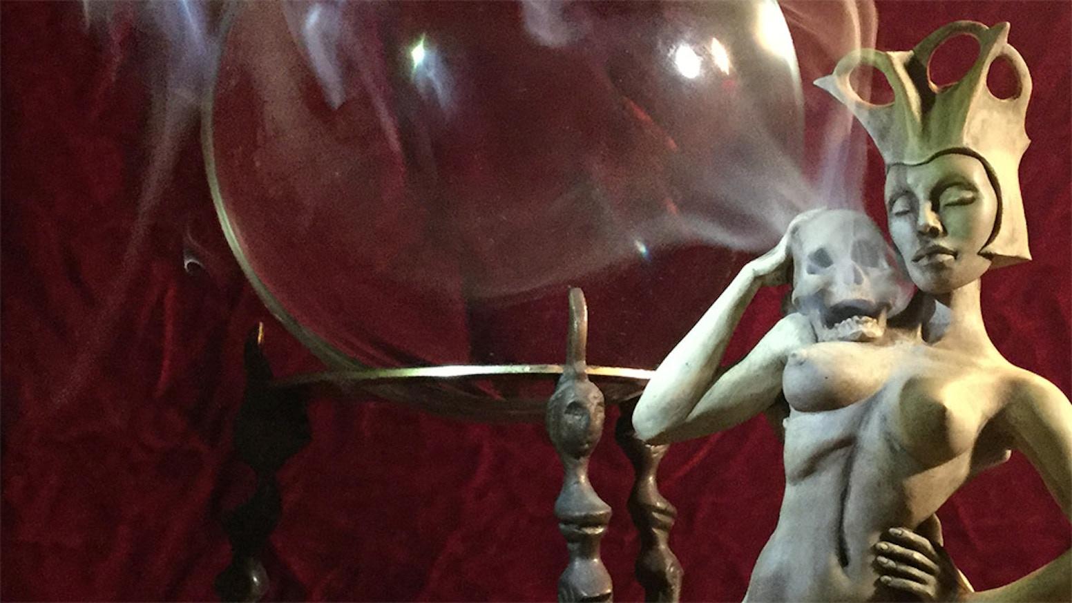 An Art Adventure in a Magicians' Lair with Olivia De Berardinis & Thomas Kuntz