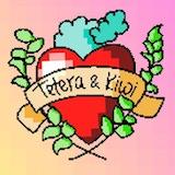 Tetera y Kiwi