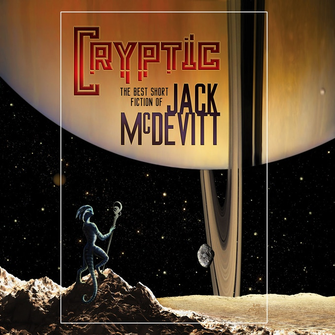 Cryptic by Lee Moyer