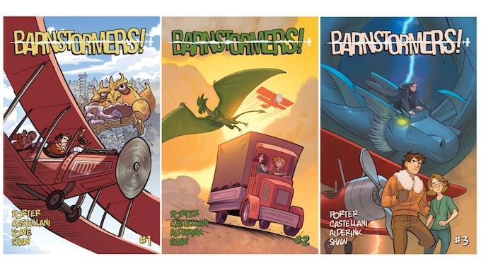 Barnstormers! by Kenny Porter — Kickstarter