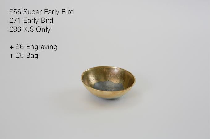 Small Dual Bowl