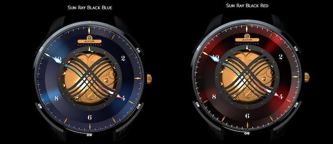 2 new colorways on black models
