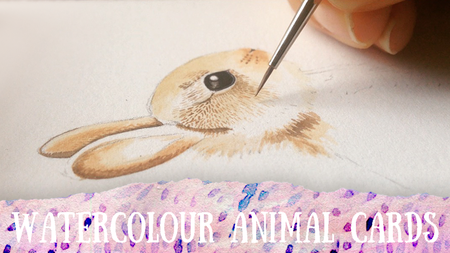Watercolour animal greeting cards by tinystuffz kickstarter watercolour animal greeting cards a series of five spring animal water colour paintings to be created and printed as greeting m4hsunfo