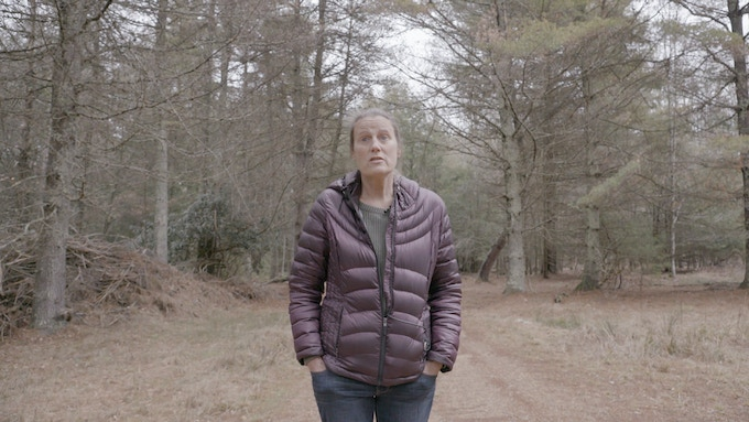 Sue, a wife and mother, was forced to leave her family in New York to free herself from constant pain in the Quiet Zone