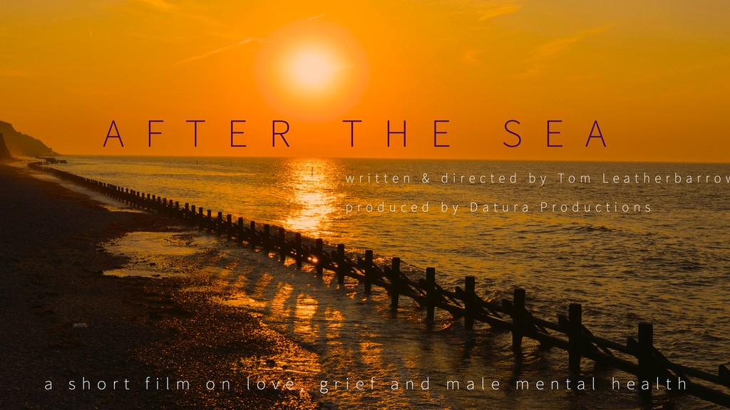 After The Sea - a short film on love, grief & mental health project video thumbnail