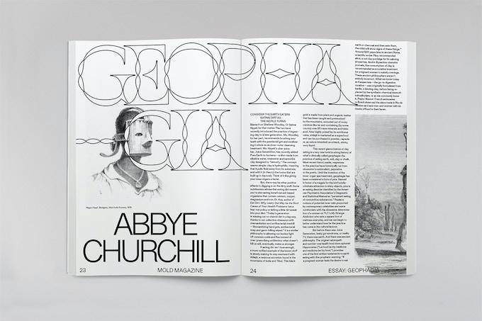 Geophagia by Abbye Churchill