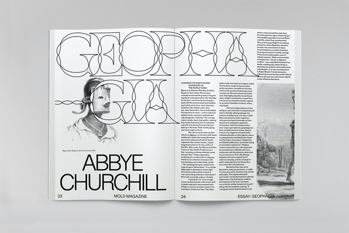 Geophagia by Abbye Churchill