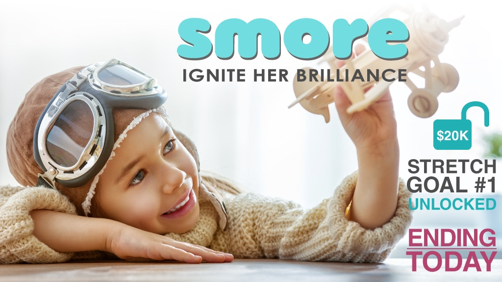 Smore Magazine: Ignite Her Brilliance project video thumbnail