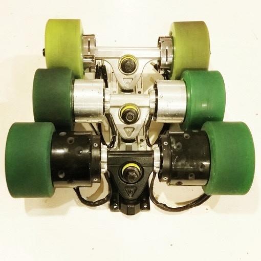 CARVON V1, V2/2.5 and V3 Dual Direct Drive Motors