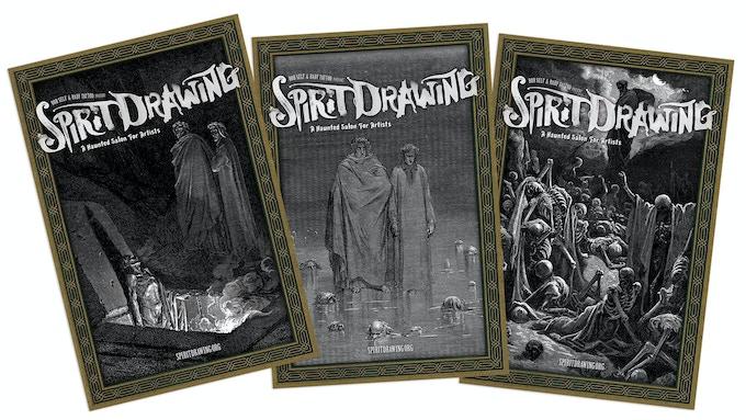 Promotional Postcard Trio