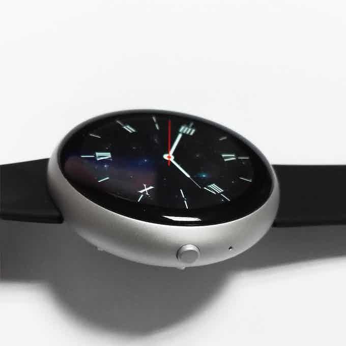 Dagadam watch v1.0 (first prototype)