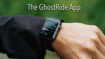 The GhostRide App - Challenge Yourself