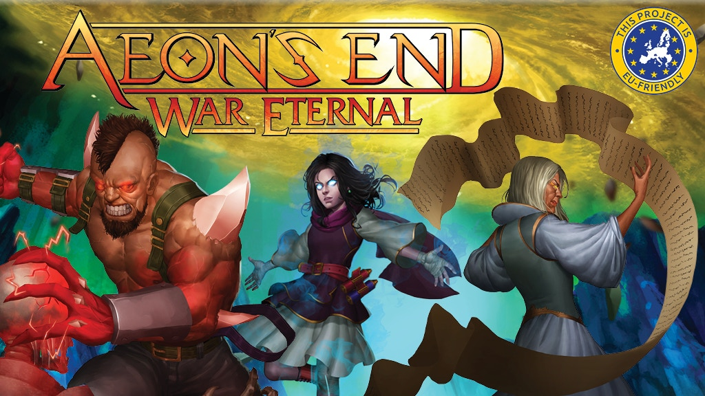 Aeon's End: War Eternal miniatura de video del proyecto