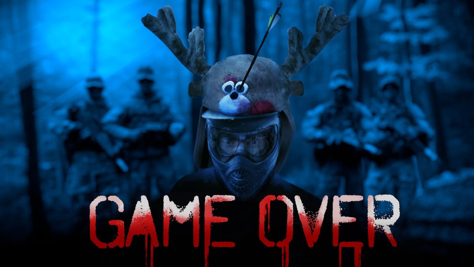 game over by ben kent kickstarter