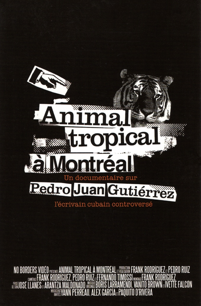 DVD Animal tropical in Monteal