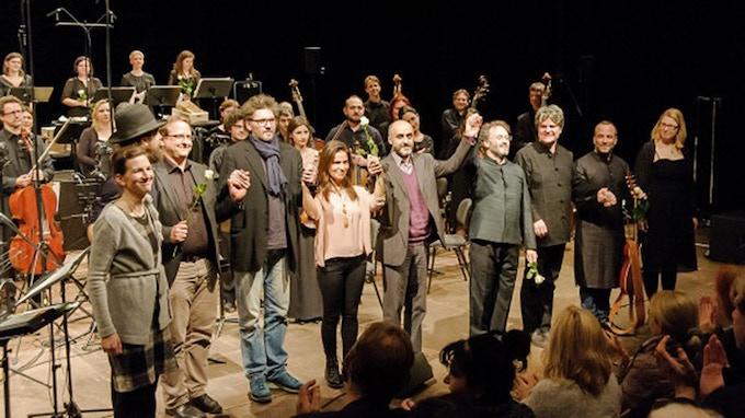 Dresdner Sinfoniker in 2016