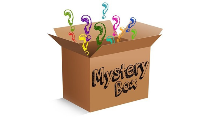 Emet Mystery Box!