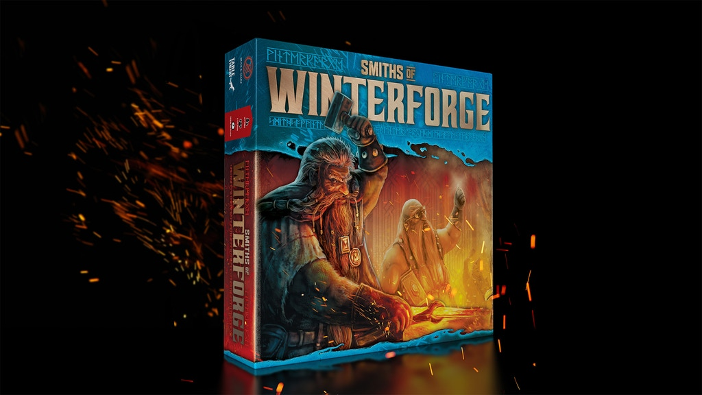 Smiths of Winterforge project video thumbnail